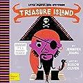 Treasure Island: A BabyLit® Shapes Primer