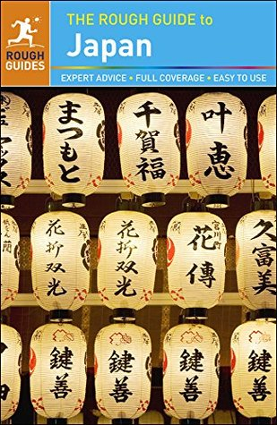 The Rough Guide to Japan by Sally McLaren