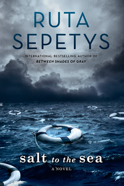Image result for salt to the sea ruta sepetys""