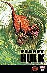 Planet Hulk #3 by Sam Humphries