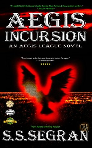Aegis Incursion (The Aegis League, #2)