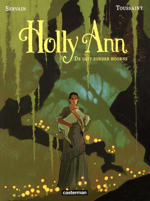 De geit zonder hoorns (Holly Ann, #1)