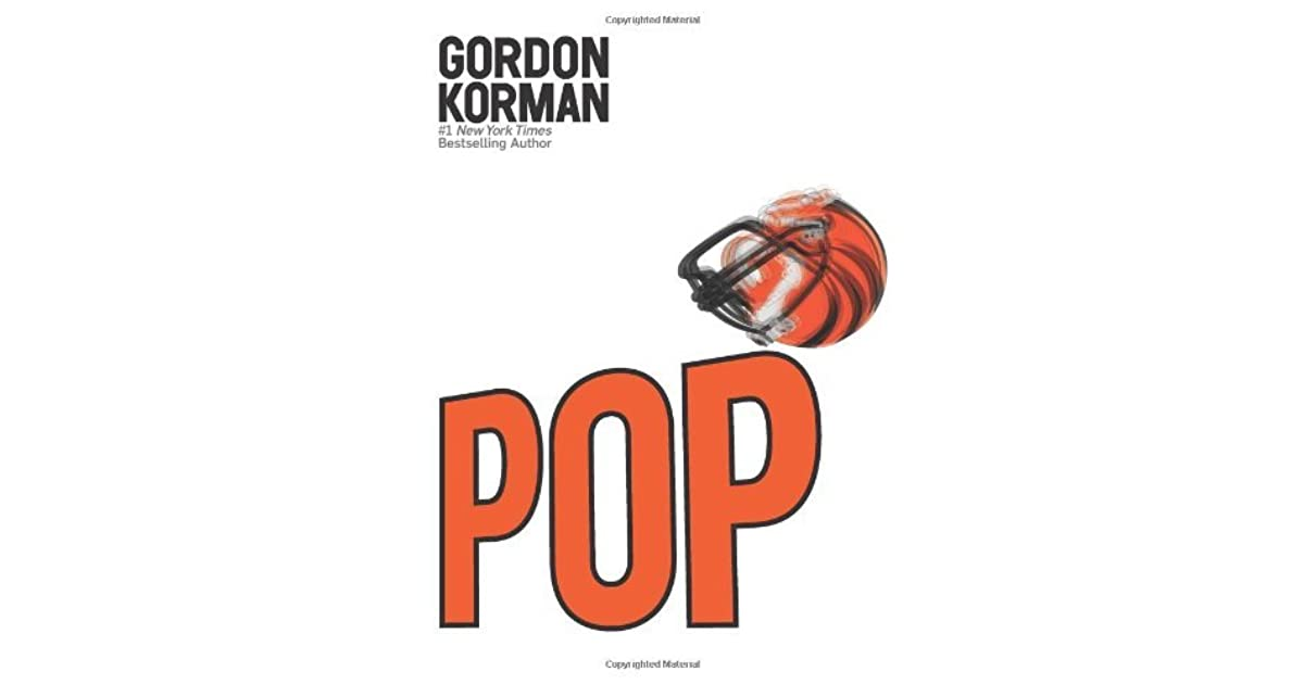 pop gordon korman theme In pop, gordon korman explores this theme of football players getting alzheimer's through the eyes of a boy named marcus, a teen who just moved into a new.