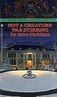 Not a Creature was Stirring (Gregor Demarkian, #1)