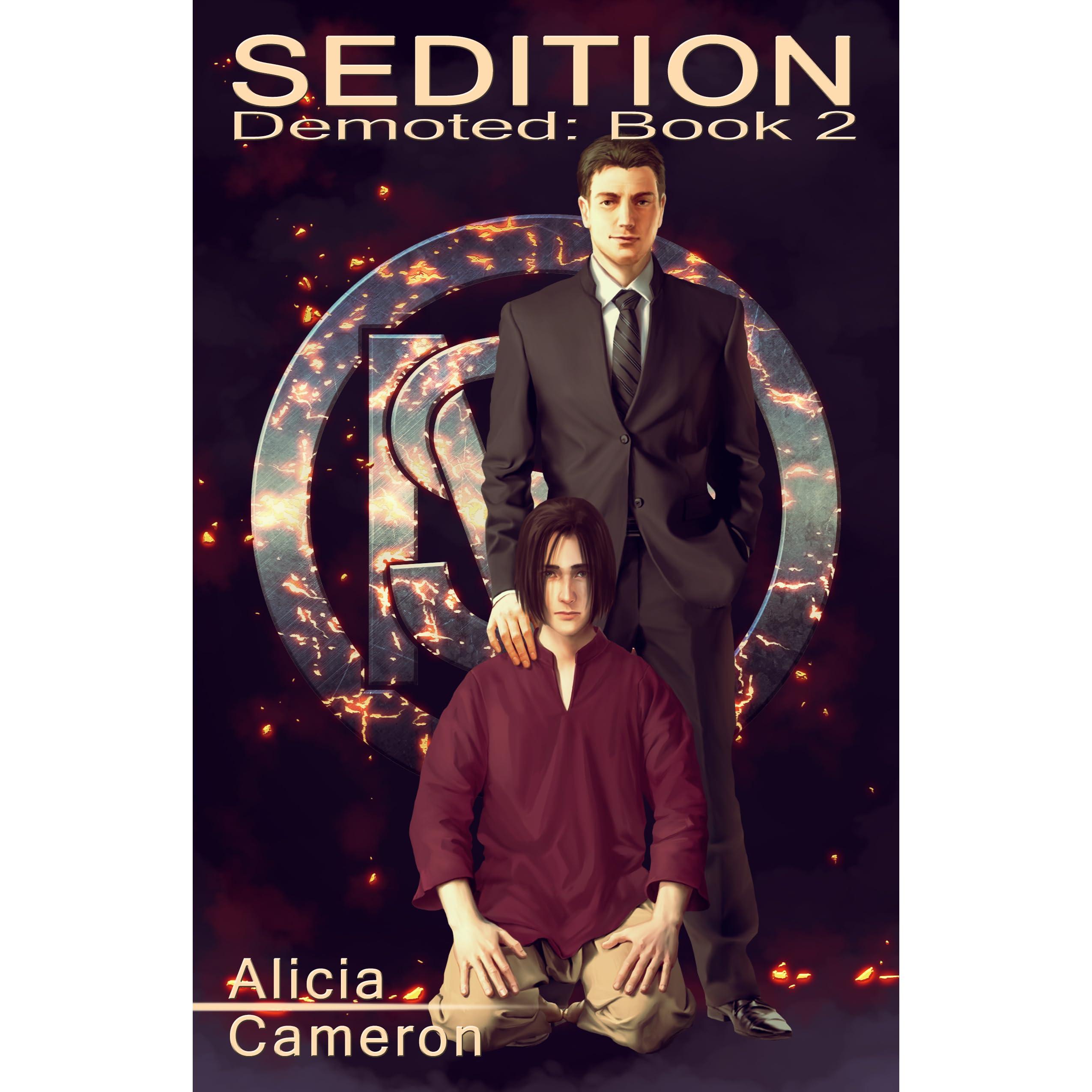 Sedition (Demoted, #2) by Alicia Cameron — Reviews ...
