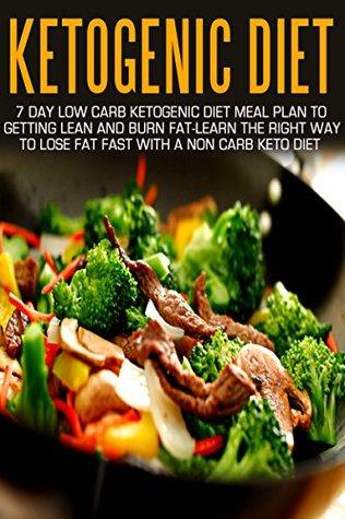 lose fat low carb diet