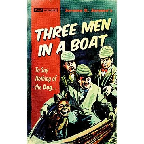 book rewiew three men in a