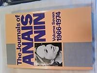 The Journals of Anaïs Nin Volume Seven (1966-1974)