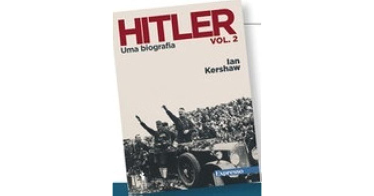 HITLER UMA BIOGRAFIA IAN KERSHAW EBOOK