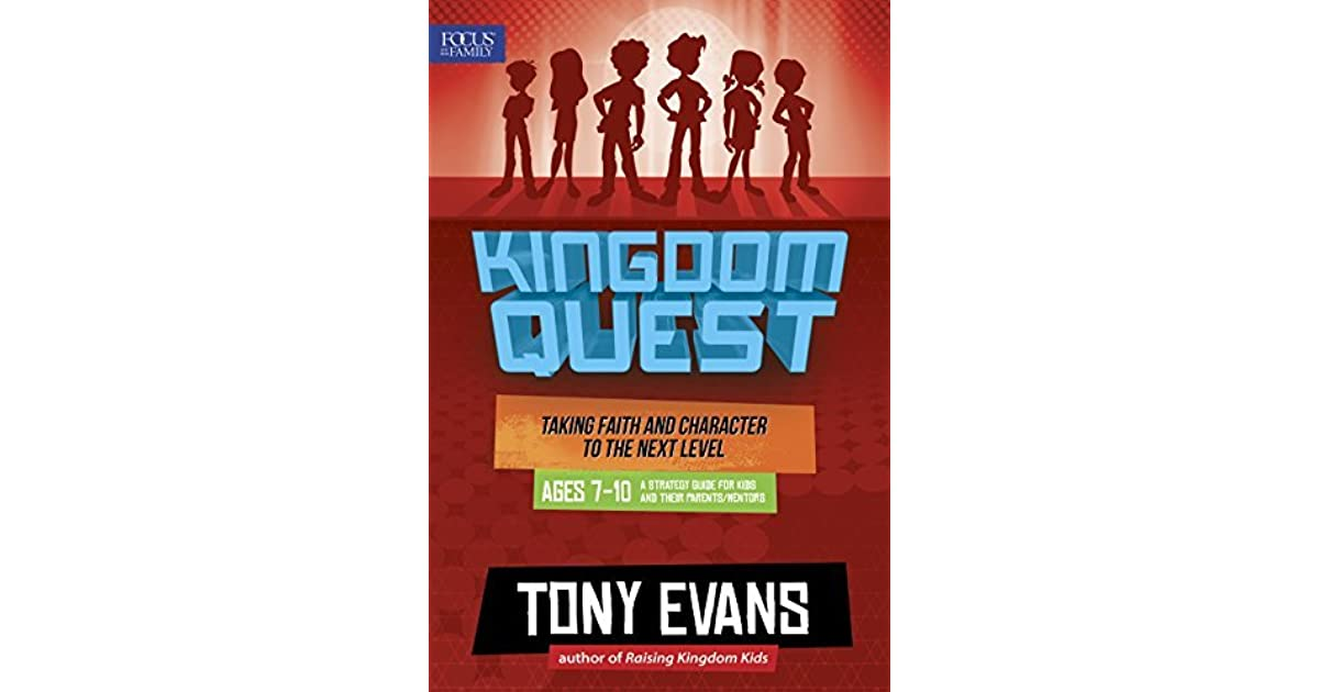 Kingdom Quest A Strategy Guide For Kids And Their Parentsmentors