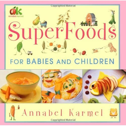 healthy food books for children