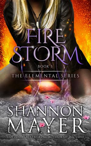 Firestorm (The Elemental Series, #3)