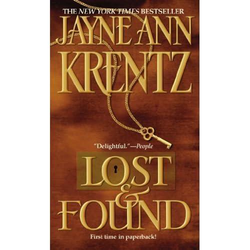 Lost And Found By Jayne Ann Krentz