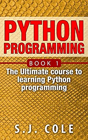 Python Programming: The best introduction course to learn
