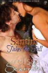 A Santini Takes the Fall (The Santinis, #9)