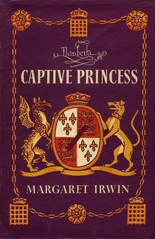 Elizabeth, Captive Princess cover