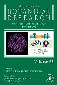 Mitochondrial Genome Evolution