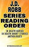 J.D. Robb: Series Reading Order