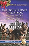 Capitol K-9 Unit Christmas: Protecting Virginia\Guarding Abigail (Capitol K-9 Unit #7)