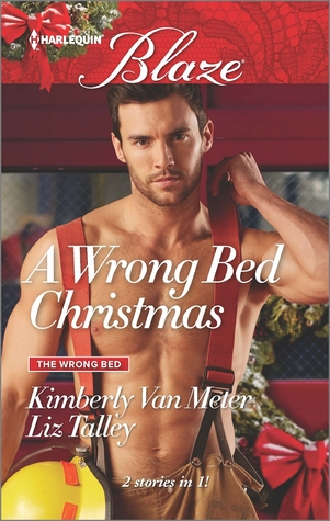 A Wrong Bed Christmas by Kimberly Van Meter