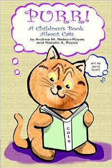 PURR! A Children's Book About Cats