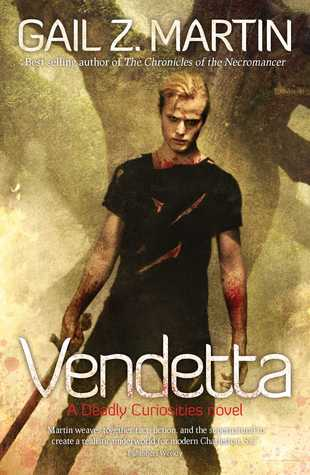 Vendetta (Deadly Curiosities, #2)