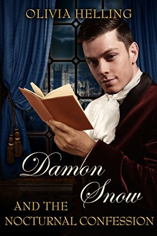 Damon Snow and the Nocturnal Confession: (Damon Snow #4)