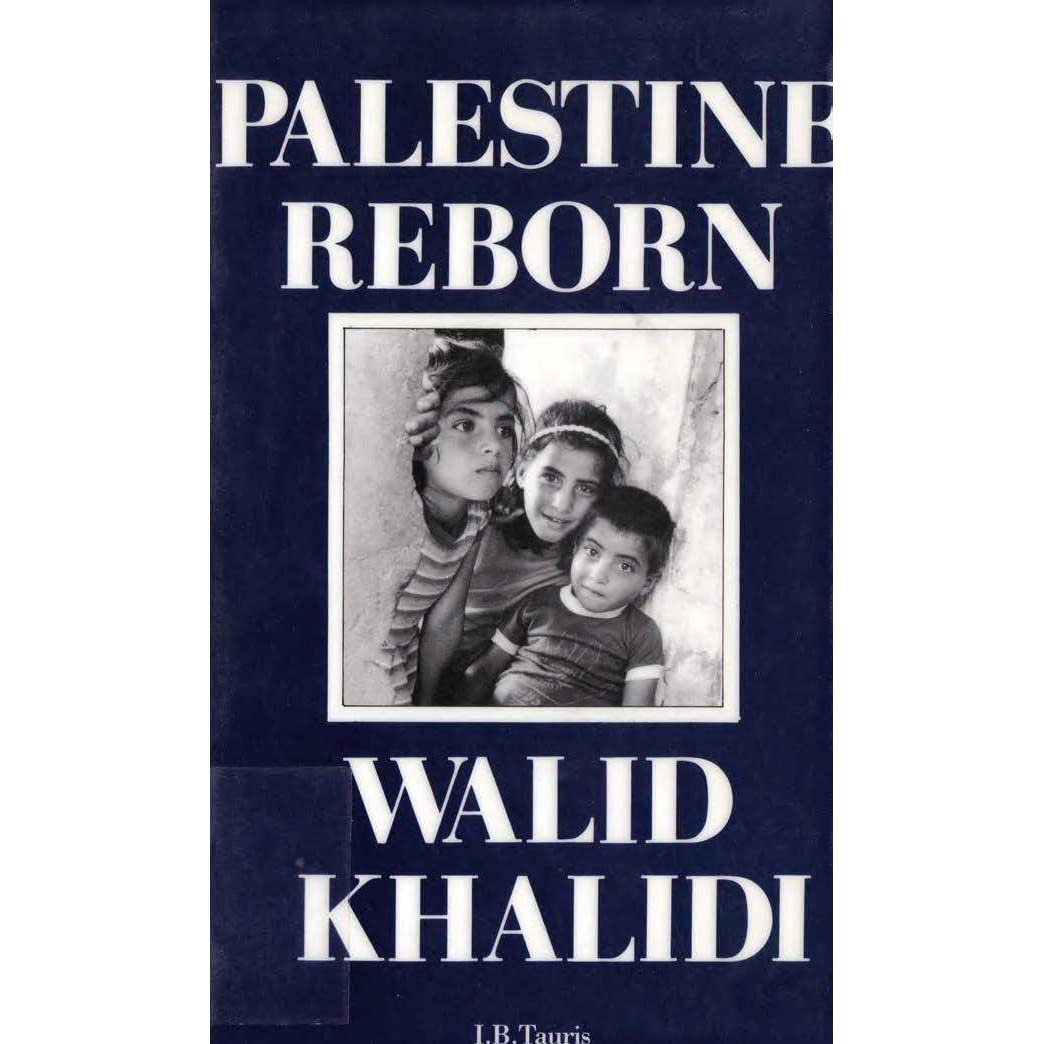 Walid Khalidi All That Remains Download