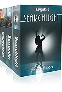 The Crystal Series Boxed Set: Searchlight, Surrender & Insurrection