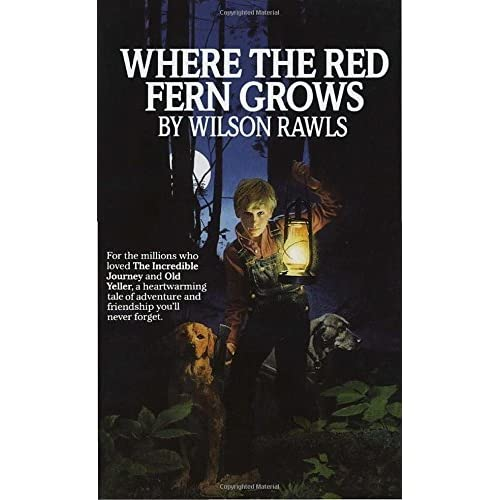 where the red fern grows book review essay Wilson rawls's where the red fern grows notes, test prep materials, and homework help easily access essays and lesson plans from other students and teachers.