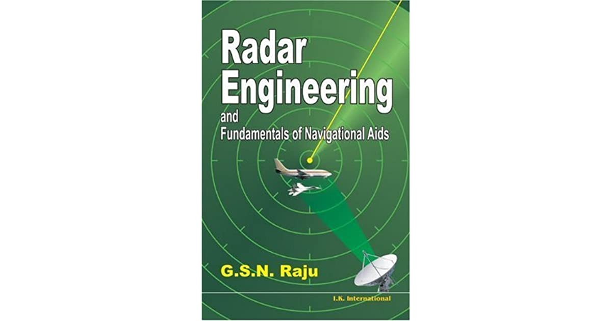 Radar Engineering by G S N  Raju