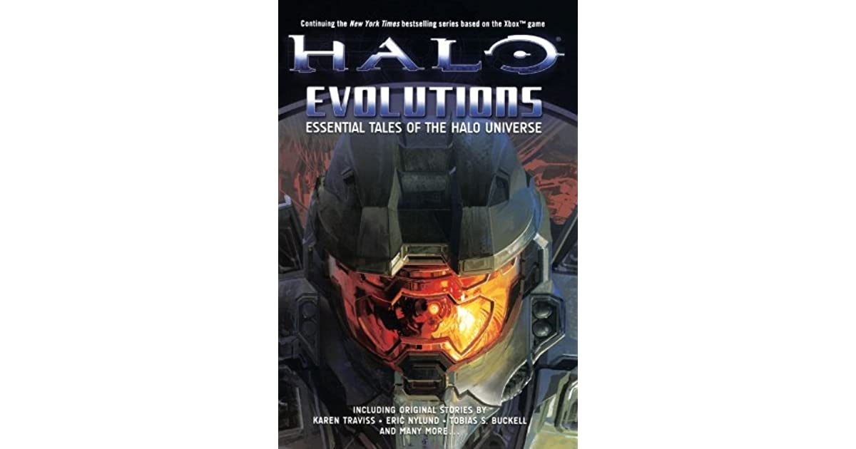Halo Evolutions Essential Tales Of The Halo Universe By Tobias S