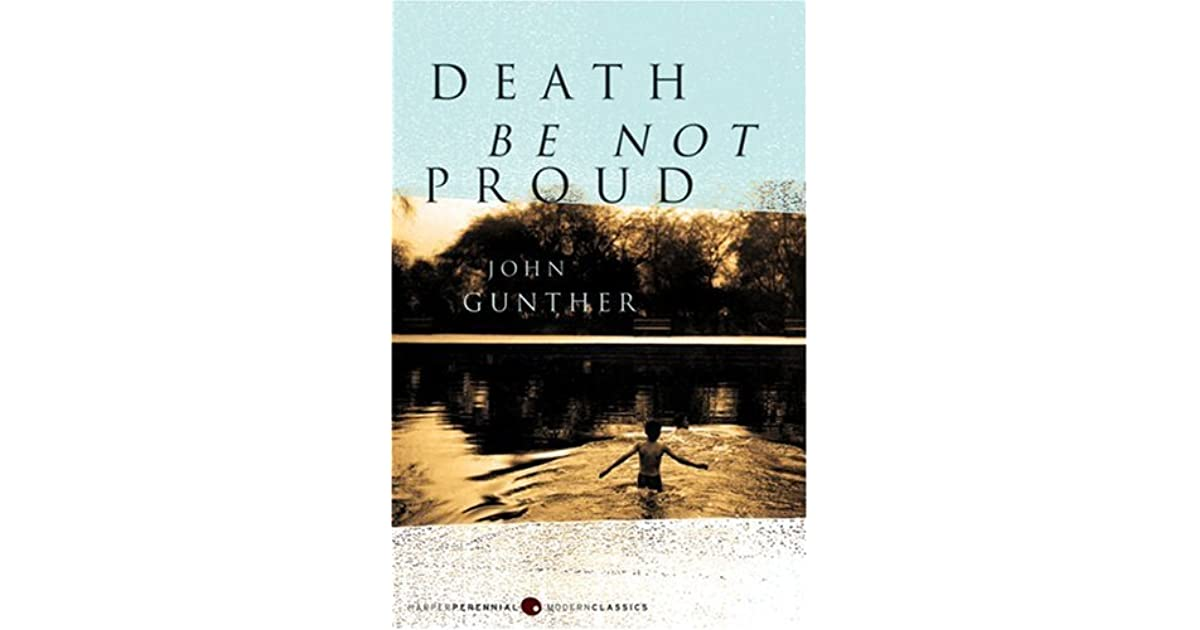 death turn out to be not likely pretty pleased book