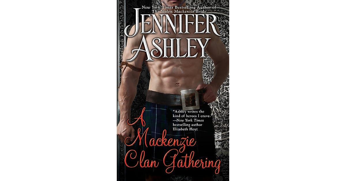 A mackenzie clan gathering by jennifer ashley fandeluxe Images