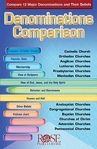 Denominations Comparison