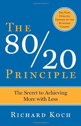 The 80-20 Principle The Secret