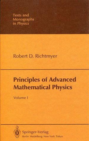 Principles of Advanced Mathematical Physics I