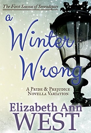 A Winter Wrong (Seasons of Serendipity, #1)