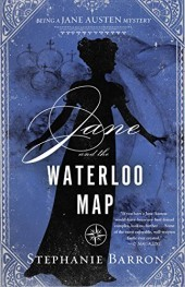 Jane and the Waterloo Map (Jane Austen Mysteries, #13)