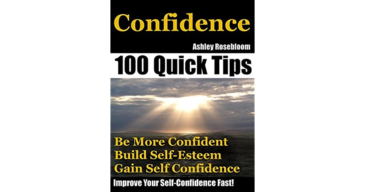 How to gain confidence fast