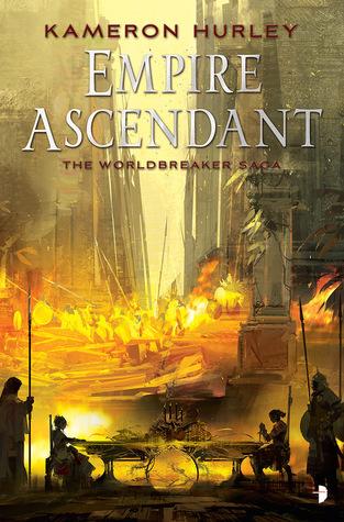 Empire Ascendant by Kameron Hurley