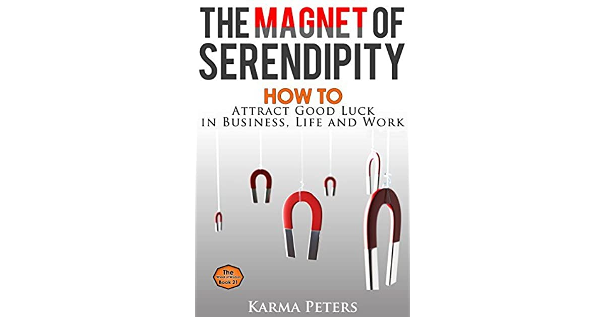 the science of serendipity in the The science of serendipity by matt kingdon, published by john wiley and sons tags: matt kingdon , the science of serendipity , chris forrest , book club , book reviews views 1132.