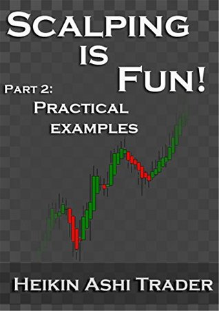 Scalping is Fun!: Part 2: Practical Examples by Heikin Ashi