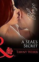 A SEAL's Secret (Mills & Boon Blaze) (Uniformly Hot!, Book 58)
