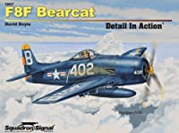 F8f Bearcat Detail in Action