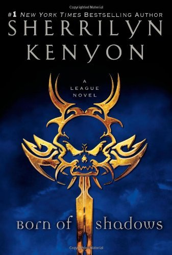 Book cover #4 Born of Shadows - Sherrilyn Kenyon