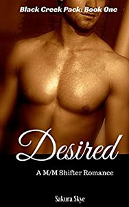 Desired (Black Creek Pack Book 1)