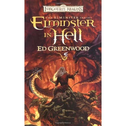 Elminster in Hell (Elminster, #4) by Ed Greenwood