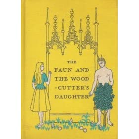 Image result for the faun and the woodcutter's daughter