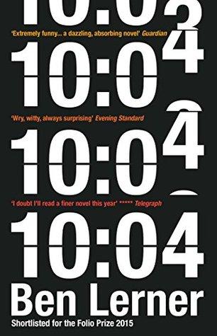 10 by Ben Lerner